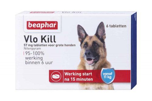 vlooienmiddel voor honden